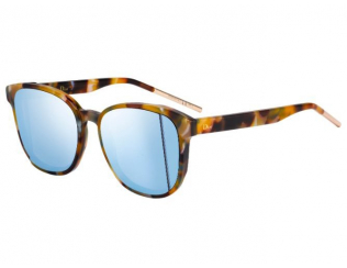 Овални слънчеви очила - Christian Dior Diorstep ORI/R9