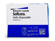 SofLens Daily Disposable (30лещи) - Преглед на параметри