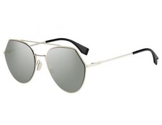 Слънчеви очила Fendi - Fendi FF 0194/S 3YG/0T