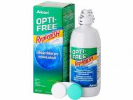 Разтвор за контактни лещи Opti-FREE - Разтвор OPTI-FREE RepleniSH 300мл
