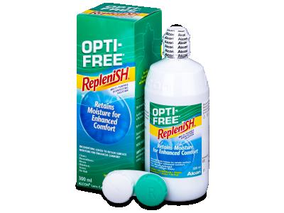 Разтвор OPTI-FREE RepleniSH 300ml
