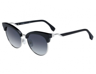 Слънчеви очила Browline - Fendi FF 0229/S 807/9O
