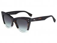 Слънчеви очила - Fendi FF 0238/S PHW/IB
