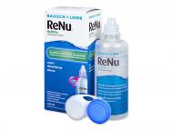 Разтвори за контактни лещи - Разтвор ReNu MultiPlus 120мл.