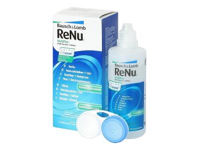 Разтвор ReNu MultiPlus 120ml  - По-старт дизайн