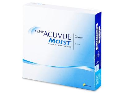 1 Day Acuvue Moist (90лещи) - Еднодневни контактни лещи