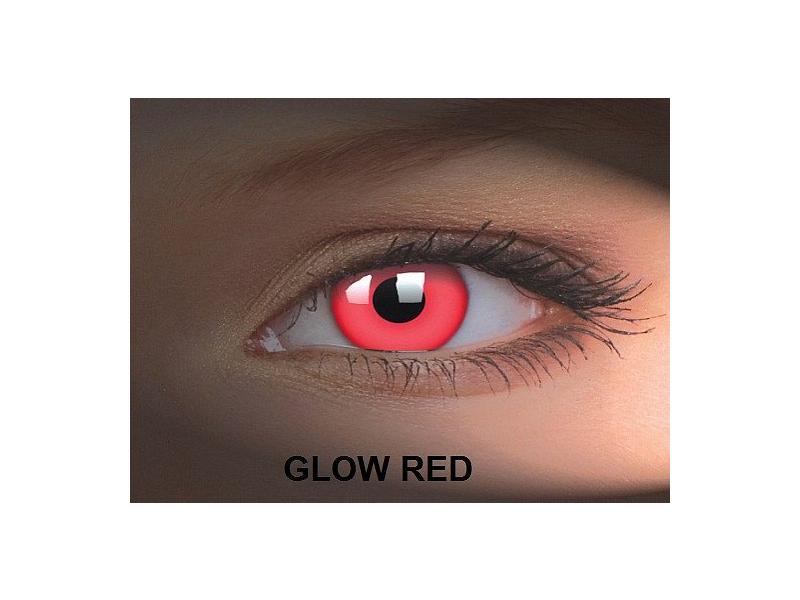 Crazy GLOW (2лещи) - Червено