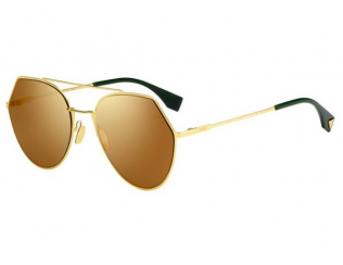 Слънчеви очила Fendi - Fendi FF 0194/S 001/83