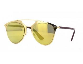 Овални слънчеви очила - Christian Dior Reflected YC2/K1
