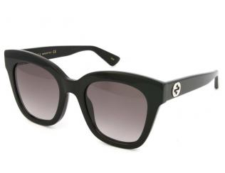 Слънчеви очила - Gucci - Gucci GG0029S-001