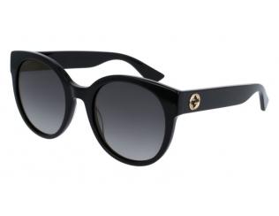 Слънчеви очила - Овални - Gucci GG0035S-001
