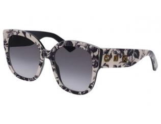Слънчеви очила Уголемени - Gucci GG0059S-004
