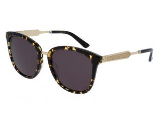 Овални слънчеви очила - Gucci GG0073S-002