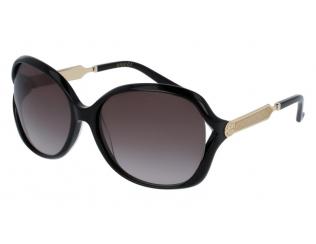 Слънчеви очила - Уголемени - Gucci GG0076S-002
