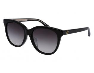 Слънчеви очила - Овални - Gucci GG0081SK-001