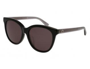 Слънчеви очила - Овални - Gucci GG0081SK-002