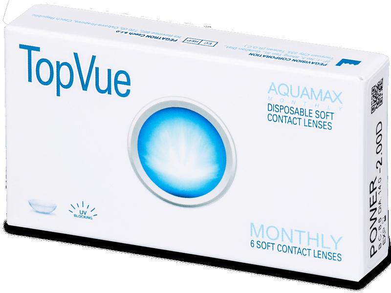 TopVue Monthly (6лещи) - Месечни контактни лещи