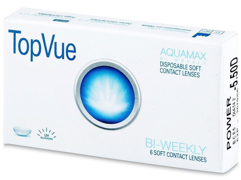 TopVue Bi-weekly (6лещи) - Двуседмични контактни лещи