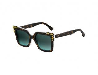 Слънчеви очила Fendi - Fendi FF 0260/S C9K/EQ