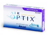 Контактни лещи Alcon - Air Optix Aqua Multifocal (1 лещa)