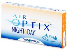 Air Optix Night and Day Aqua (6лещи) - По-старт дизайн