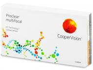 Мултифокални контактни меки лещи онлайн - Proclear Multifocal (6лещи)